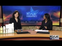 Interview on ABC KVUE TV News Show